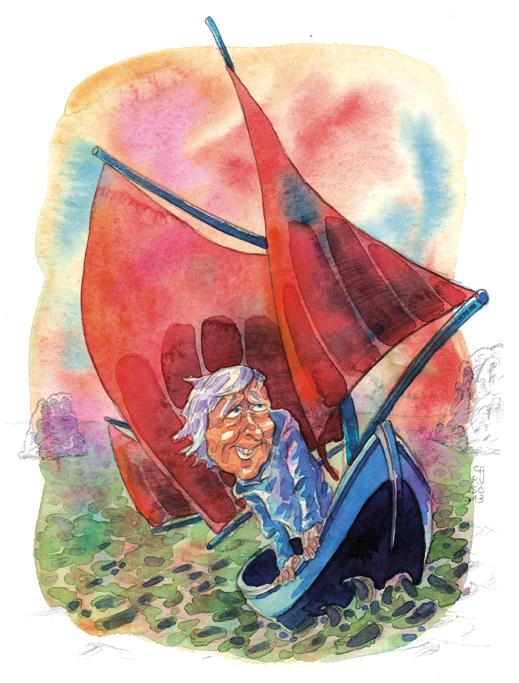 SCAN-caricature