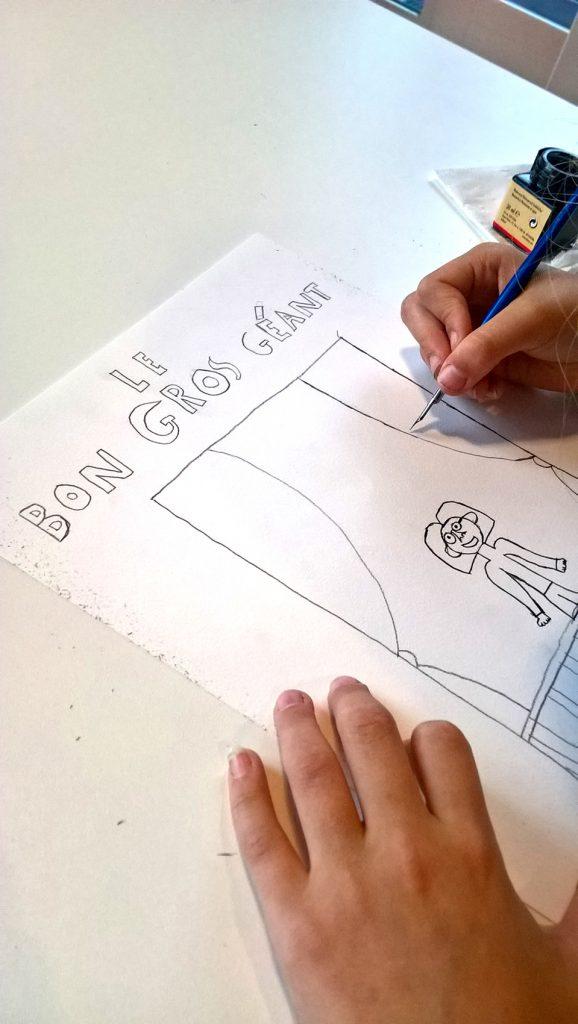 atelier-illustration-mediatheque-bron-couverture-roald-dahl-quentin-blake-simon-caruso-7